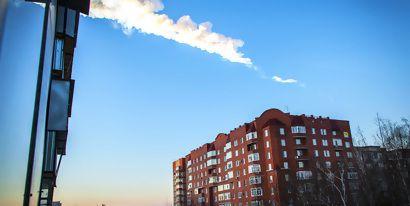 Meteorito Rússia