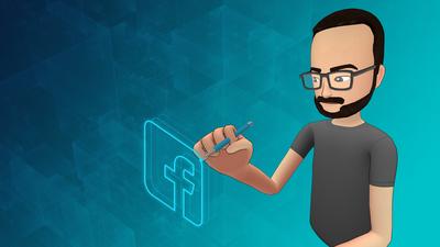 Facebook atualiza o Spaces, seu aplicativo de realidade virtual