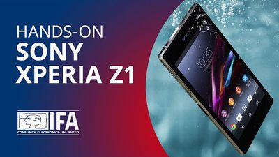 Testamos o novo Sony Xperia Z1 direto de Berlim [Hands-on | IFA 2013]