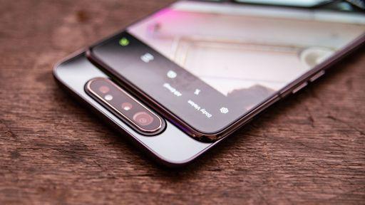 Galaxy A82 vaza com design tradicional para as câmeras e Snapdragon 855+