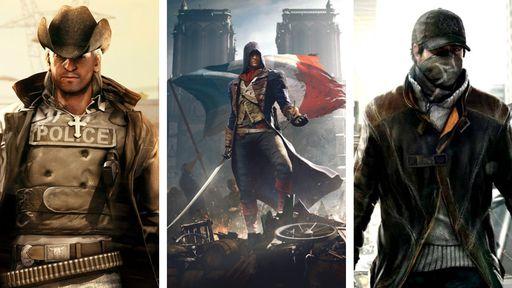 Os 5 PIORES jogos que a Ubisoft já fez