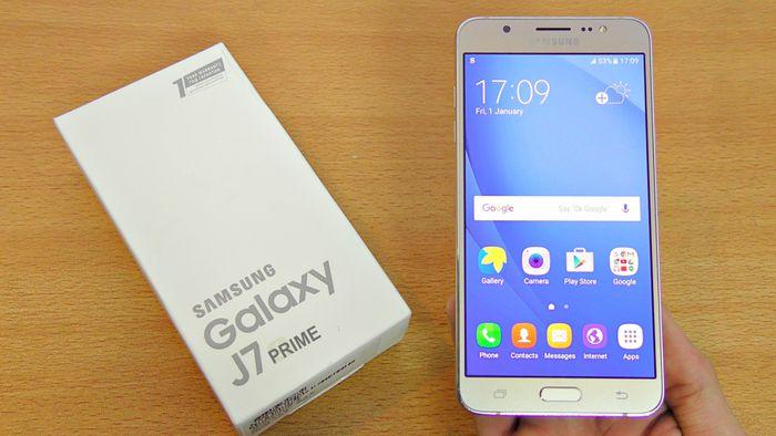 f4372abaee Samsung lança Galaxy J7 Prime e Galaxy J2 Prime no Brasil - Smartphone