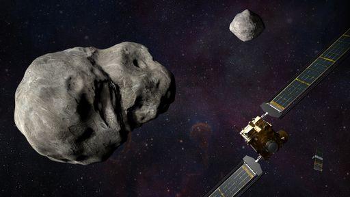 NASA adia missão que tentará desviar a órbita de um asteroide perigoso