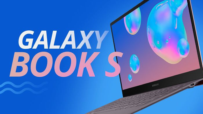 UM DOS NOTEBOOKS MAIS FINOS DO MUNDO: Samsung Galaxy Book S - Vídeos - Canaltech