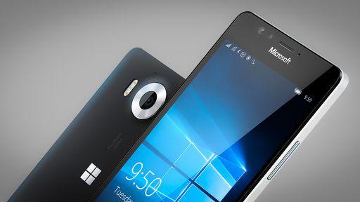 Novos Lumia 550 e Lumia 950 devem chegar às lojas na primeira semana de dezembro