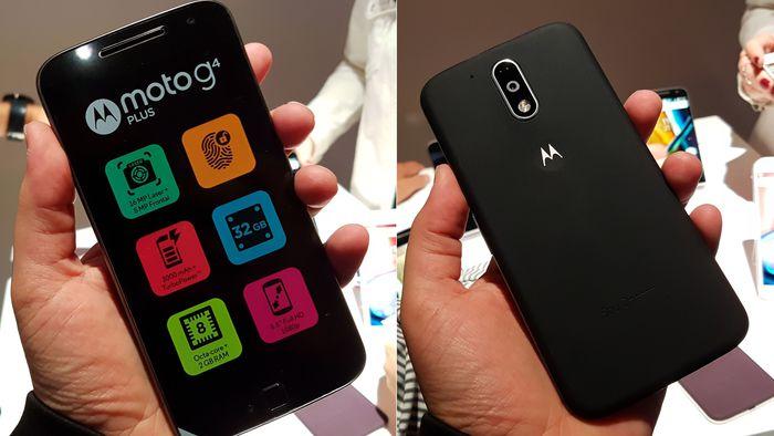 Motorola libera atualização para o Android 8 1 no moto G4 Plus - Android