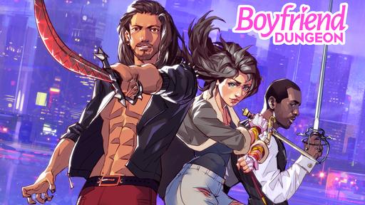 Boyfriend Dungeon é um simulador de namoro com... espadas