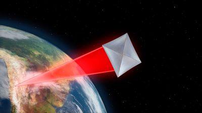 Programa milionário lança com sucesso nave rumo à Alpha Centauri