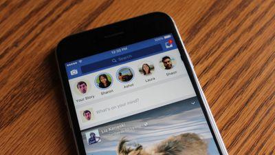 Instagram Stories agora podem ser enviadas diretamente para o Facebook