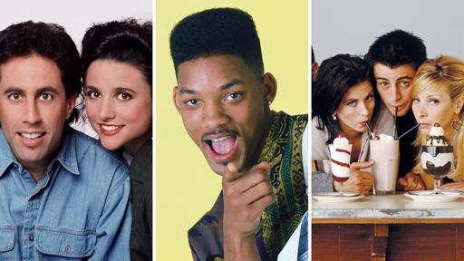 10 séries de comédia dos anos 1990 que você precisa assistir