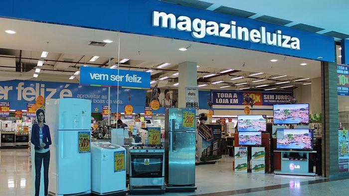 Magazine Luiza cria programa para pequenas empresas e autônomos venderem de casa