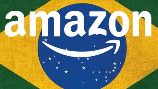 Amazon iniciará suas atividades no Brasil no dia primeiro de setembro