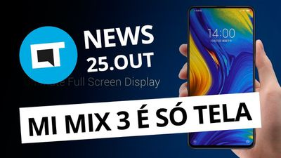 iPhone XR homologado no BR; Mi Mix 3 lançado; Xbox Game Pass para PCs [CT News]