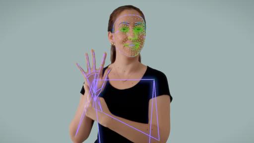 Startup brasileira lança técnica que traduz línguas de sinais para voz