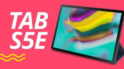 Galaxy Tab S5e, um Tab S mais BARATO? [Análise/Review]