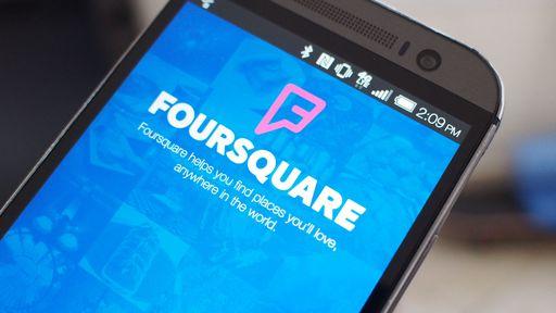 Como usar o Foursquare