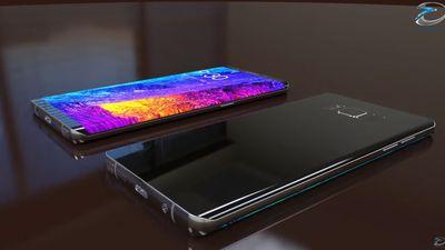 Samsung pode ter mostrado o Galaxy Note 8 no Twitter