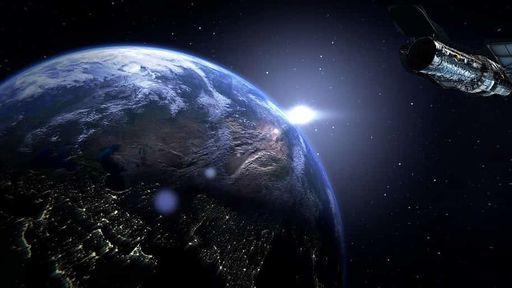 Astrônomo sugere transformar a atmosfera da Terra em lente de telescópio gigante