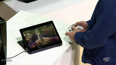 Google Stadia | Demonstração revela poderes da renderização multi-GPU