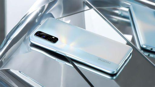 Realme prepara novo celular com câmera de 64 MP e carga super-rápida de 65 W