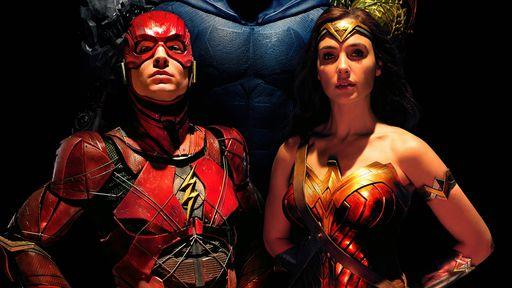 Depois de Batman e Ciborgue, Mulher-Maravilha pode aparecer no filme do Flash