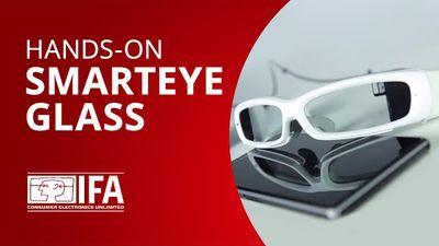 Sony SmartEye Glass: concorrente do Google Glass [Hands-on   IFA 2014]
