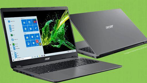 NOTEBOOK EM OFERTA | Acer Aspire 5 e Aspire 3 com SSD em promoção no Magalu