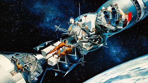 Um aperto de mão no espaço: o legado da missão conjunta Apollo-Soyuz