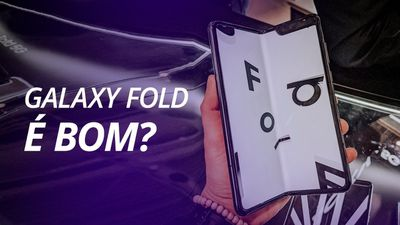 SAMSUNG GALAXY FOLD [HANDS-ON]