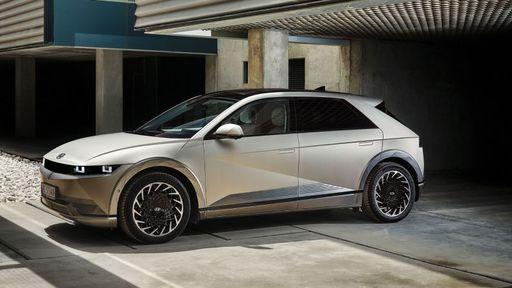 Hyundai diz que seu carro elétrico Ioniq 5 carrega mais rápido que um Tesla