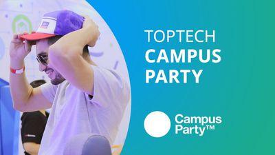 10 curiosidades sobre a Campus Party