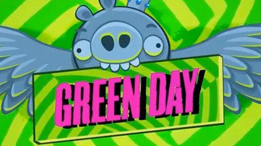 Green Day ganha sua própria versão de Angry Birds