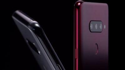 LG anuncia oficialmente o V40 ThinQ e confirma que o aparelho terá 5 câmeras