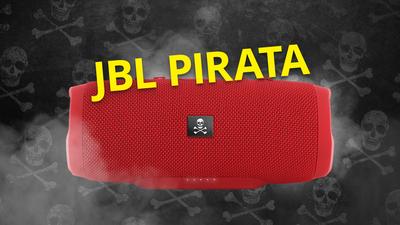 Réplicas JBL: CAÍMOS NO GOLPE (para você não cair)