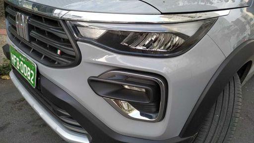 Fiat Pulse | Novo SUV compacto já aparece sem camuflagem pelas ruas; veja