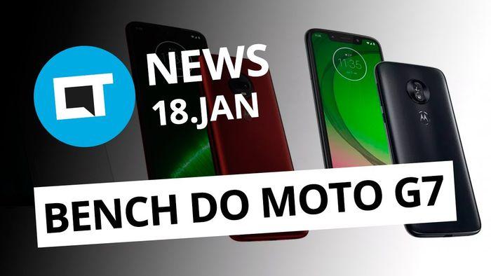 Benchmarks do Moto G7  Serviços da Dark Web  Google Pixel Watch  E +  CT  News  - Vídeos - Canaltech d8396aeb63b60
