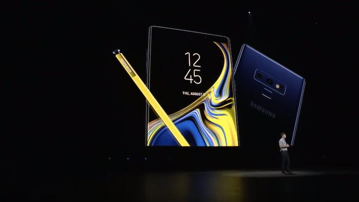 013c4b0bd Galaxy Note 9 tem bateria melhor