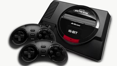 Mega Drive será relançado em versão premium ainda em 2017