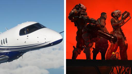 Xbox Game Pass   Flight Simulator, The Ascent e mais 10 jogos entram no catálogo