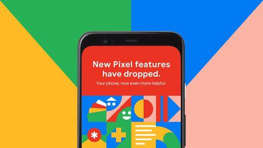 Linha Google Pixel ganha novos emojis e recursos na atualização de março