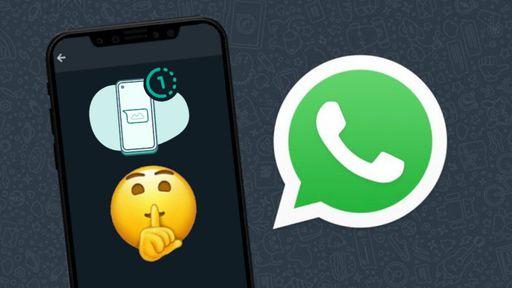 Como enviar fotos e vídeos de única visualização no WhatsApp