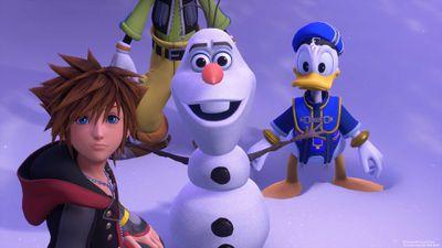 Cópias de Kingdom Hearts III vazam um mês antes do lançamento
