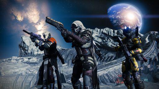 Destiny 2 será lançado no segundo semestre de 2017