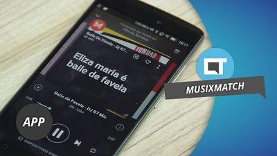 Aprenda a letra das músicas com o Musixmatch [Dica de App]