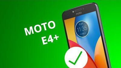 5 motivos para COMPRAR o Moto E4 Plus
