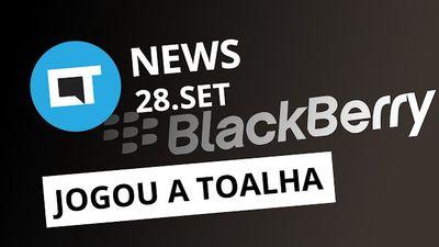 Fim dos aparelhos Blackberry, Nintendo NX, Xiaomi Mi 5s e mais [CT News]
