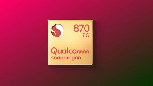 Qualcomm anuncia Snapdragon 870, versão turbinada do Snapdragon 865