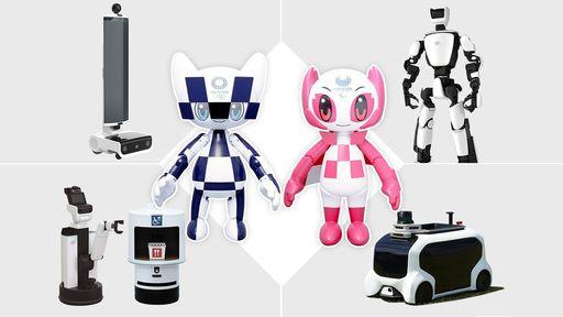 Toyota está produzindo robôs para os Jogos Olímpicos e Paralímpicos de 2020