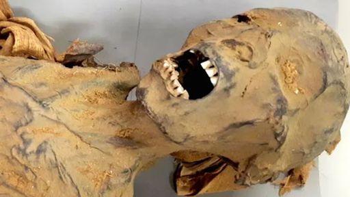 """Famosa """"múmia que grita"""" teria mesmo morrido gritando?"""