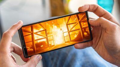Tela do Sony Xperia 1 funciona em 4K o tempo todo